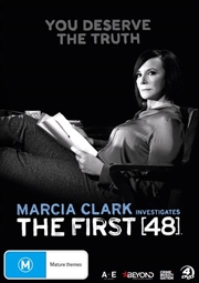Marcia Clark Investigates The First 48 | DVD
