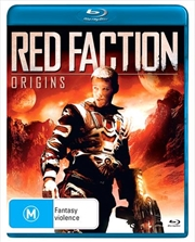 Red Faction - Origins | Blu-ray