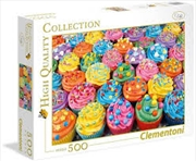 Colorful Cupcakes | Merchandise