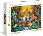 Mystic Tigers 1000 Piece Puzzle | Merchandise