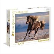Free Horse 1000 Piece Puzzle | Merchandise