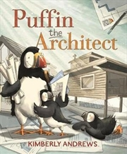 Puffin the Architect | Hardback Book