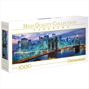 New York Brooklyn Bridge 1000 Piece Puzzle | Merchandise