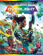 Overlight RPG Core Book | Games