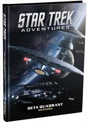 Star Trek Adventures RPG - Beta Quadrant