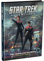 Star Trek Adventures RPG - Command Division | Games