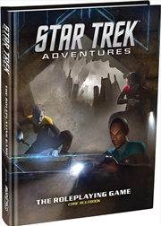 Star Trek Adventures RPG - Core Rulebook