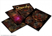 Star Trek Adventures RPG - Next Generation Klingon Tile Set | Games