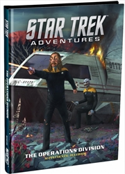 Star Trek Adventures RPG - The Operations Division | Games