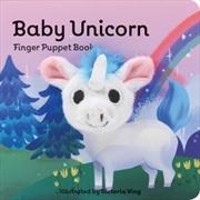 Baby Unicorn: Finger Puppet Book | Hardback Book
