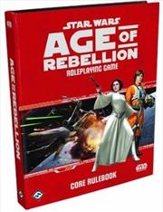 Star Wars Age of Rebellion RPG Core