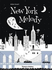 New York Melody | Hardback Book