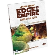 Star Wars Edge of the Empire Lords of Nal Hutta | Games