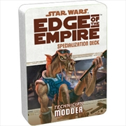 Star Wars Edge of the Empire Modder Specialization Deck | Games