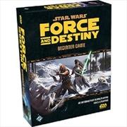 Star Wars Force & Destiny Beginner RPG | Games