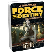 Star Wars RPG Ascetic Specialization Deck | Games