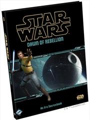 Star Wars RPG Dawn of Rebellion