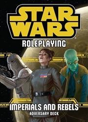 Star Wars RPG Imperials & Rebels Adversary Deck | Games