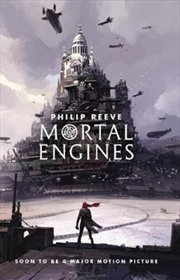 Mortal Engines #1 | Paperback Book