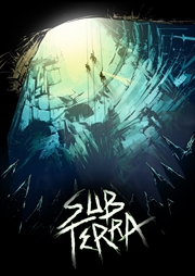 Sub Terra Graphic Novel | Paperback Book