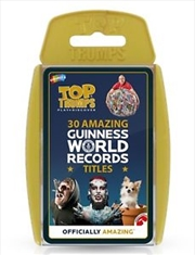Top Trumps - Guinness World Records | Merchandise