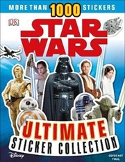 Star Wars Ultimate Sticker Collection More than 1000 Stickers