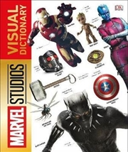 Marvel Studios Visual Dictionary | Hardback Book