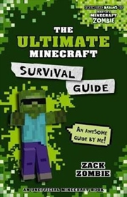 The Ultimate Minecraft Survival Guide | Paperback Book