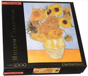 Sunflowers Museum 1000 Piece Puzzle | Merchandise