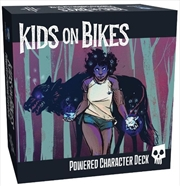 Kids on Bikes Role Playing Game - Powered Character Deck | Games
