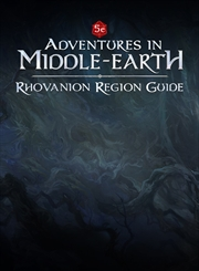 Adventures in Middle Earth RPG - Rhovanion Region Guide