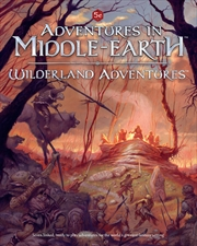 Adventures in Middle Earth RPG - Wilderland Adventures | Games