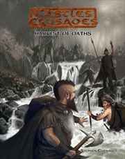 Castles & Crusades Adventure Book C4 Fifth Edition - Harvest of Oaths | Games