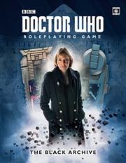 Dr Who RPG Black Archive