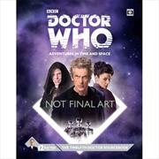 Dr Who RPG Twelfth Doctor Sourcebook | Games