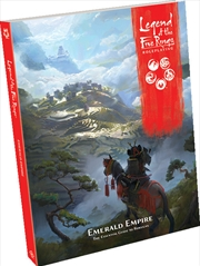 Legend of Five Rings RPG Emerald Empire Source Book