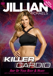 Jillian Michaels - Killer Cardio | DVD
