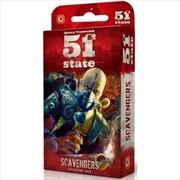 51st State Scavengers | Merchandise