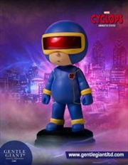 X-Men - Cyclops Animated Statue