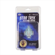 Star Trek - Attack Wing Wave 9 ISS Defiant Expansion Pack | Merchandise