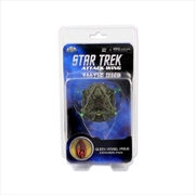 Star Trek - Attack Wing Wave 8 Queen Vessel Prime Expansion Pack | Merchandise