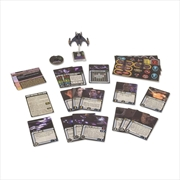 Star Trek - Attack Wing Wave 6 2nd Division Cruiser Expansion Pack | Merchandise