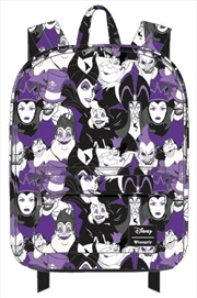 Disney - Villains Print Backpack