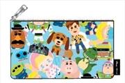 Toy Story - Chibi Print Pencil Case