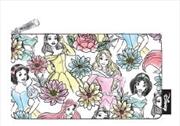 Disney - Princesses Line Art Print Pencil Case