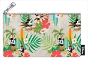 Mickey Mouse - Mickey Hawaii Print Pencil Case