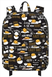 Gudetama - Lazy Print Backpack