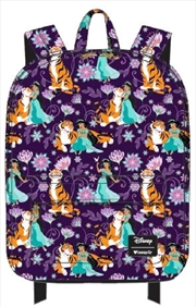 Aladdin - Jasmine and Rajah Backpack