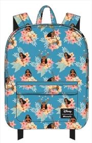 Moana - Flower Print Backpack | Apparel