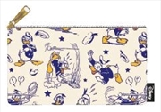 Mickey Mouse - Donald Print Pencil Case